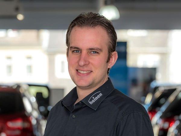 Assistent Verkaufsleitung Andre Schürholt