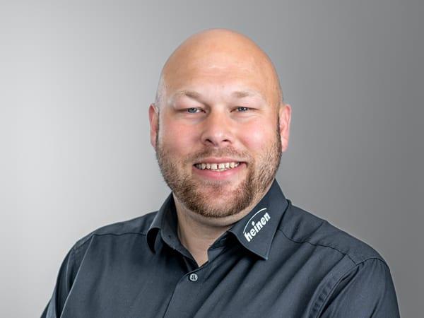 Verkaufsberater Dennis Habenicht