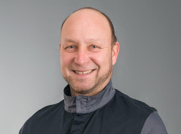 Fahrzeugdisponent Jürgen Grziwotz