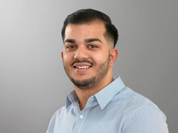 Verkauf Auszubildender Muhammed Avdulli