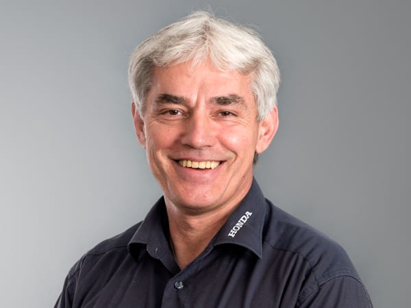 Kundendienstberater Peter Gliefe
