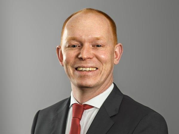 Verkaufsberater Tobias Kaatz