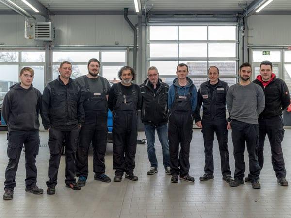 Heinen Werkstatt Team Holzwickede
