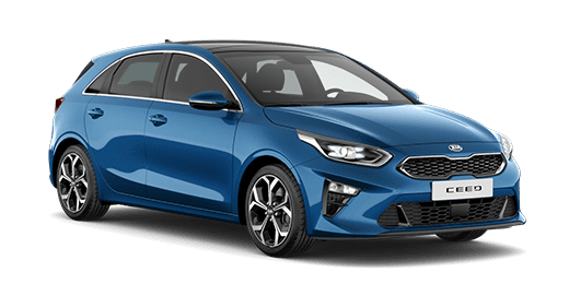 Kia Ceed Attract Vision Spirit