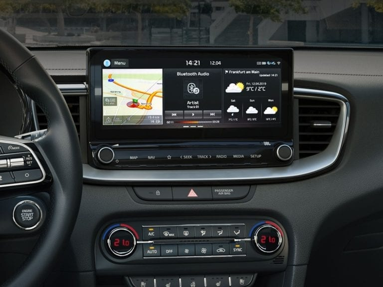 Kia Ceed Connectivity 2