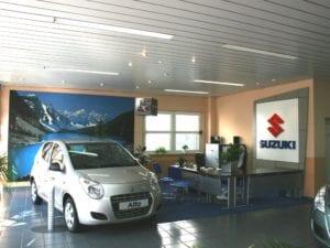 Heinen mit Suzuki