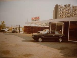 Unsere Geschichte Marke Honda