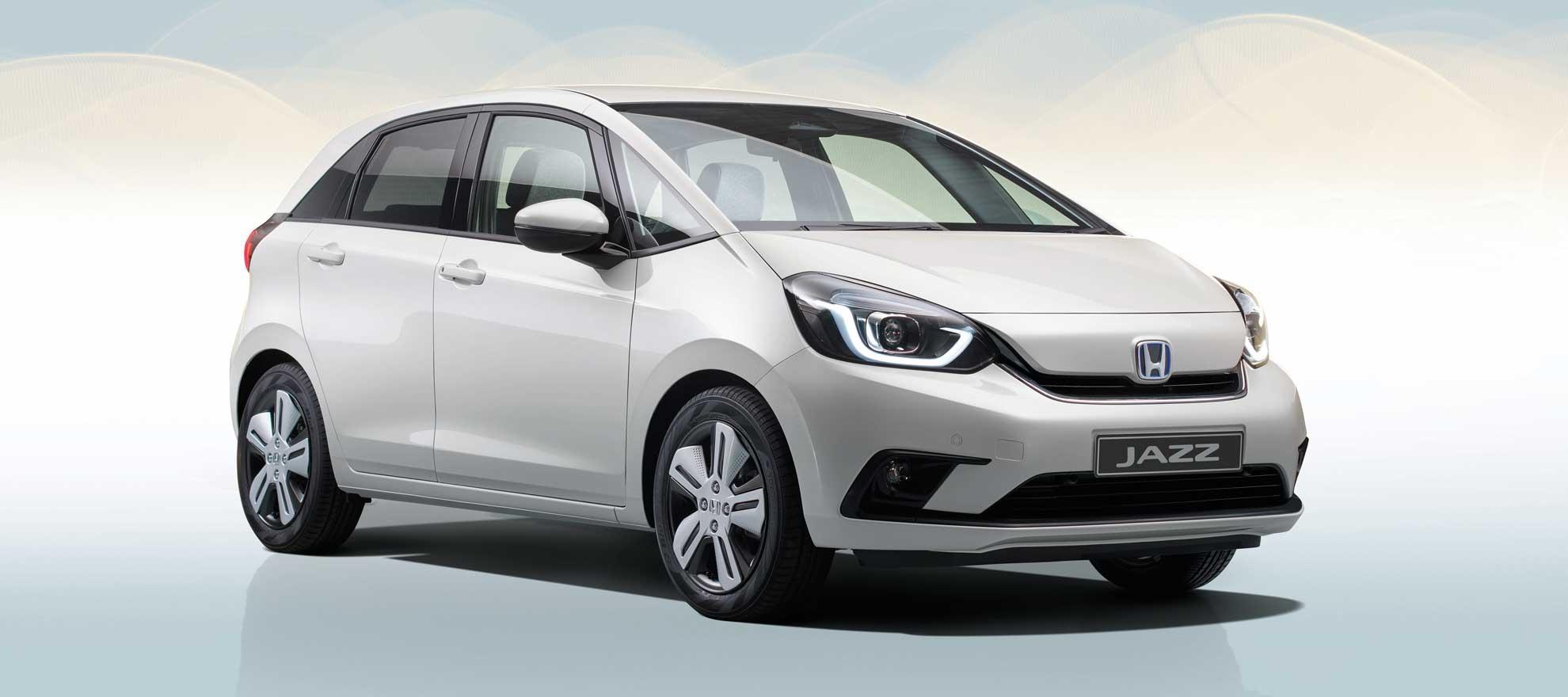 Honda Jazz HEV Leasing Angebot