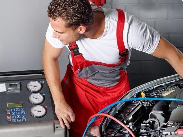 Klimaanlagen-Service bei Heinen