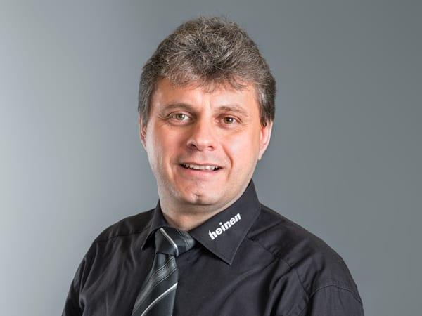 Kundendienstberater Ralf Räß