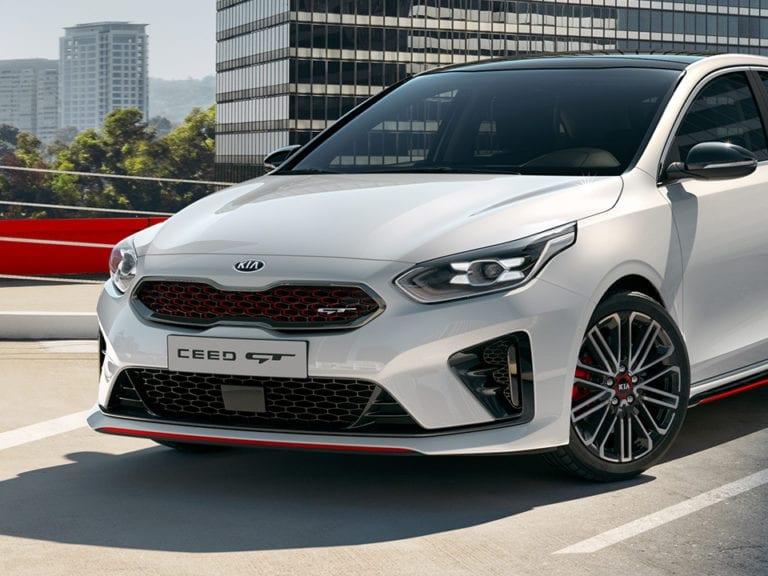 Kia Ceed GT Design 1