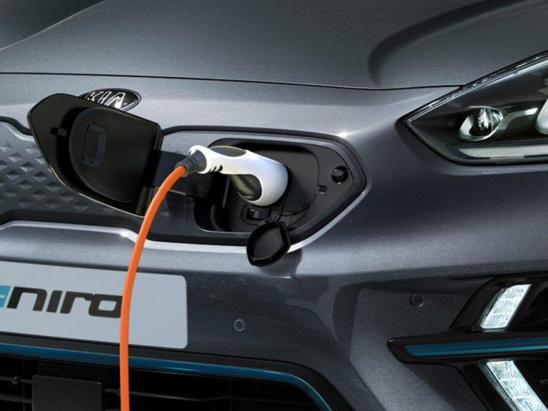 Kia e-Niro e-Power 3