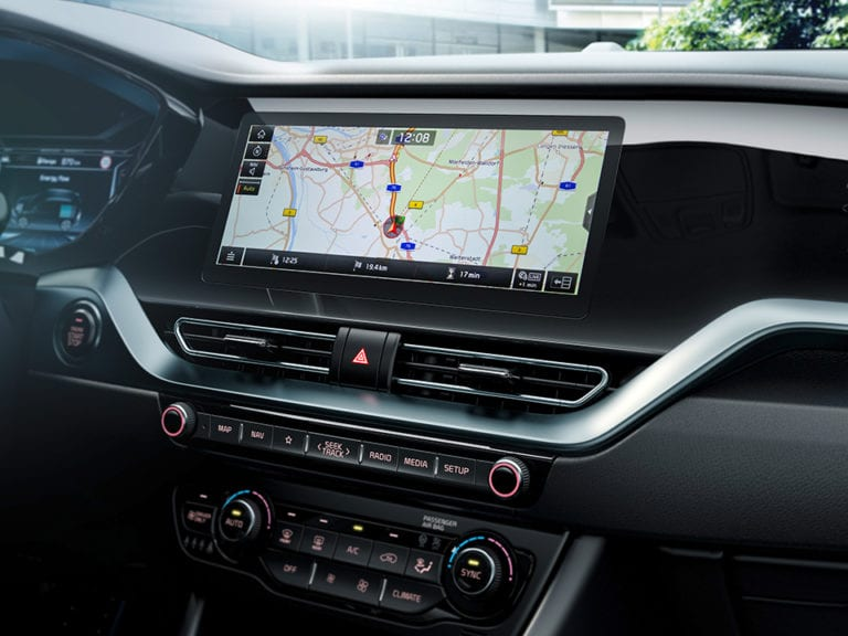 Kia Niro Hybrid Connectivity 1