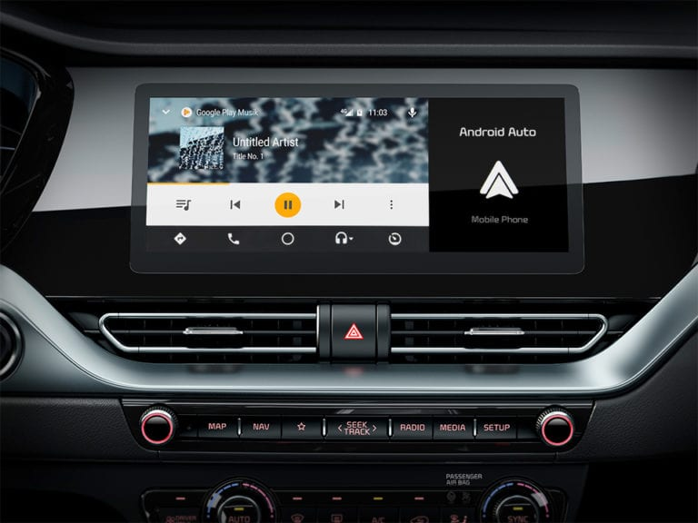 Kia Niro Hybrid Connectivity 3