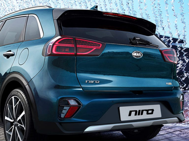Kia Niro Hybrid Design 1