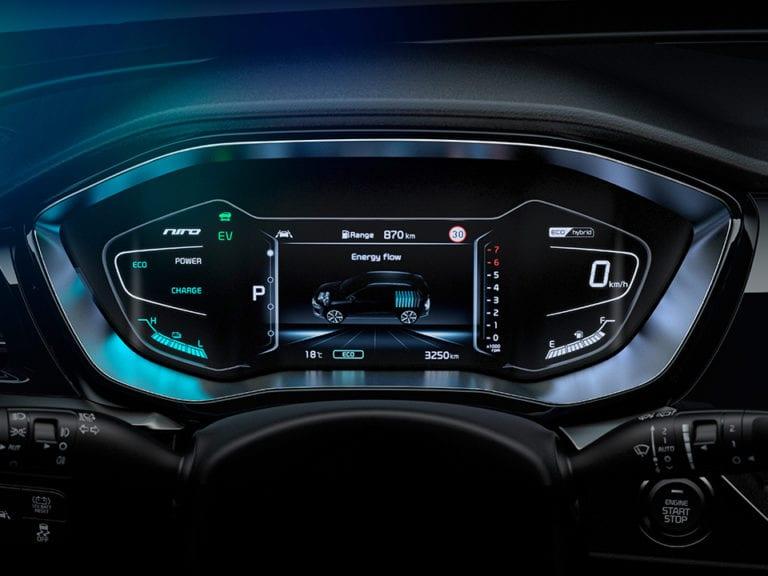 Kia Niro Hybrid Technik 3