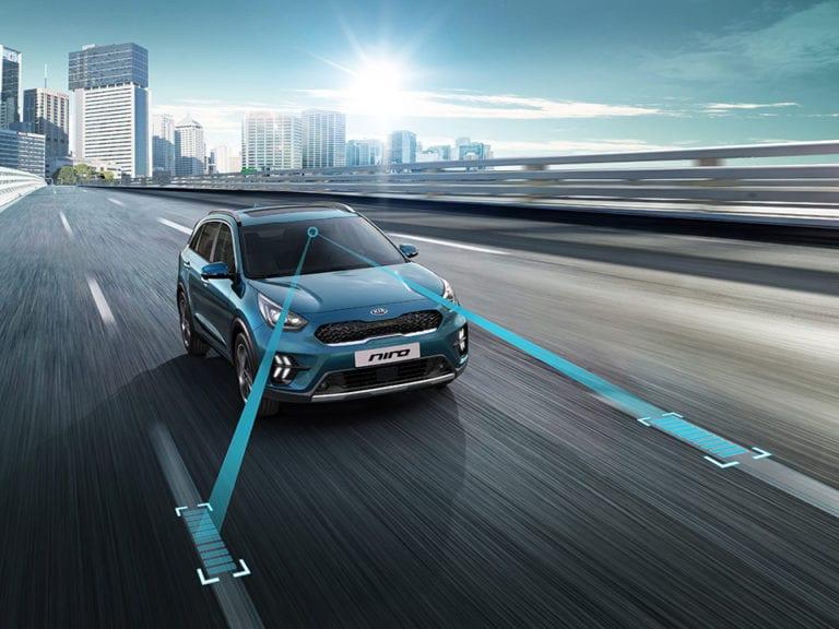 Kia Niro Hybrid Sicherheit 5