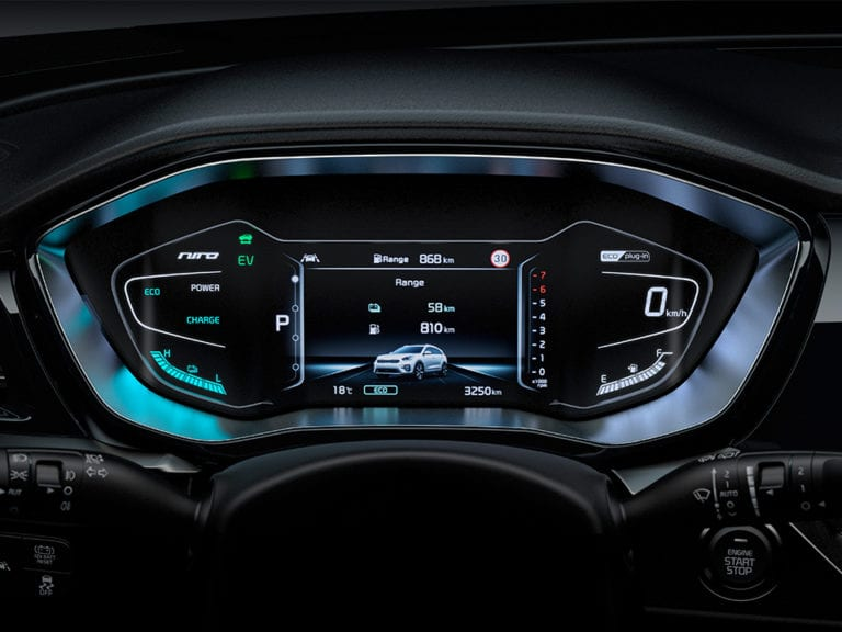 Kia Niro Plug-In Hybrid Komfort 1