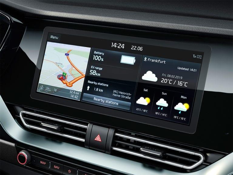 Kia Niro Plug-In Hybrid Komfort 4