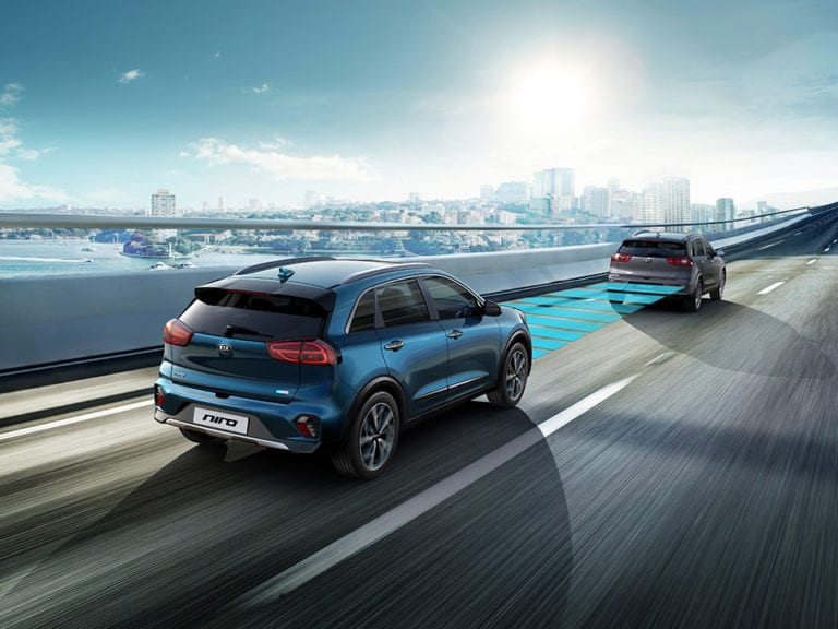 Kia Niro Plug-In Hybrid Sicherheit 2