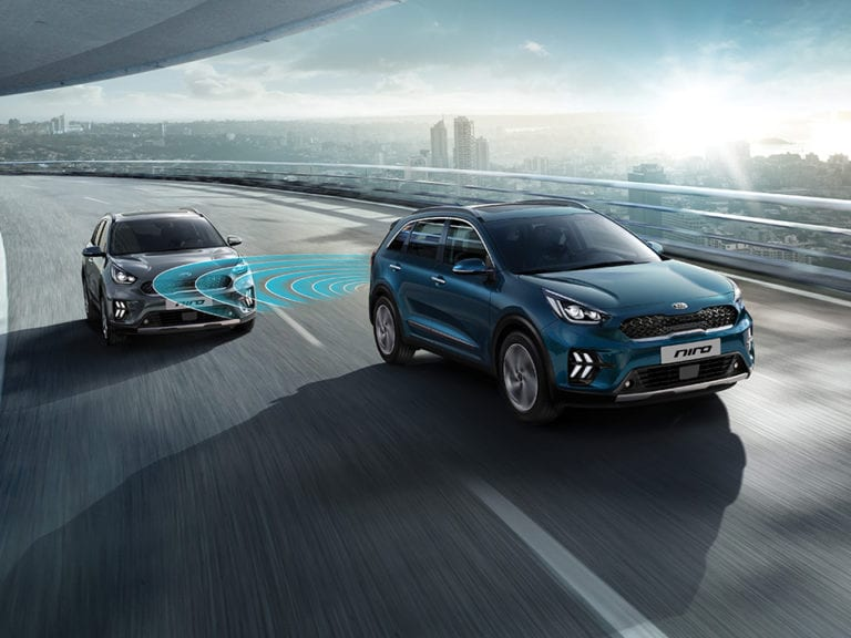 Kia Niro Plug-In Hybrid Sicherheit 3