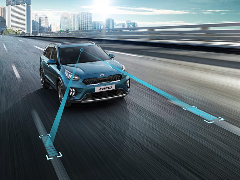 Kia Niro Plug-In Hybrid Sicherheit 4