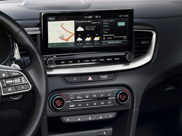 Kia XCeed Plug-In Hybrid Connectivity 1