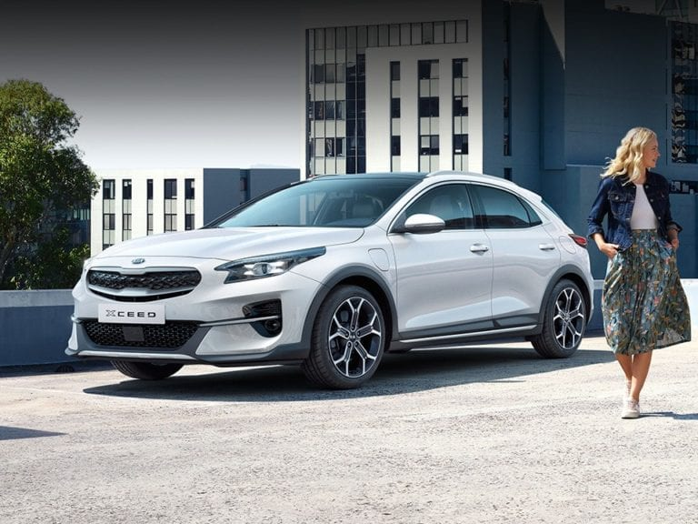 Kia XCeed Plug-In Hybrid Design 1