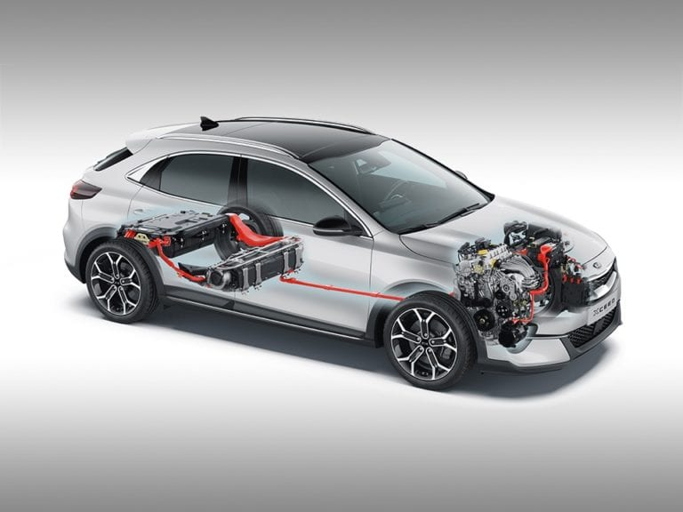 Kia XCeed Plug-In Hybrid Hybridtechnik 2