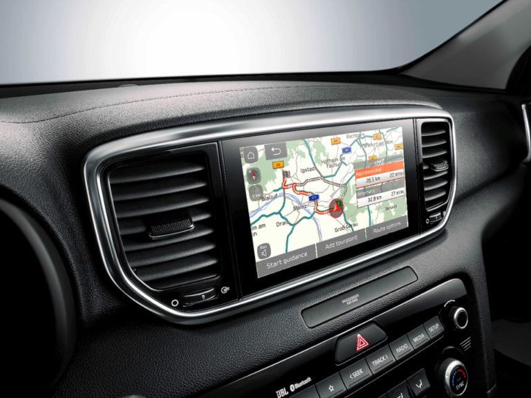 Kia Sportage Connectivity 1
