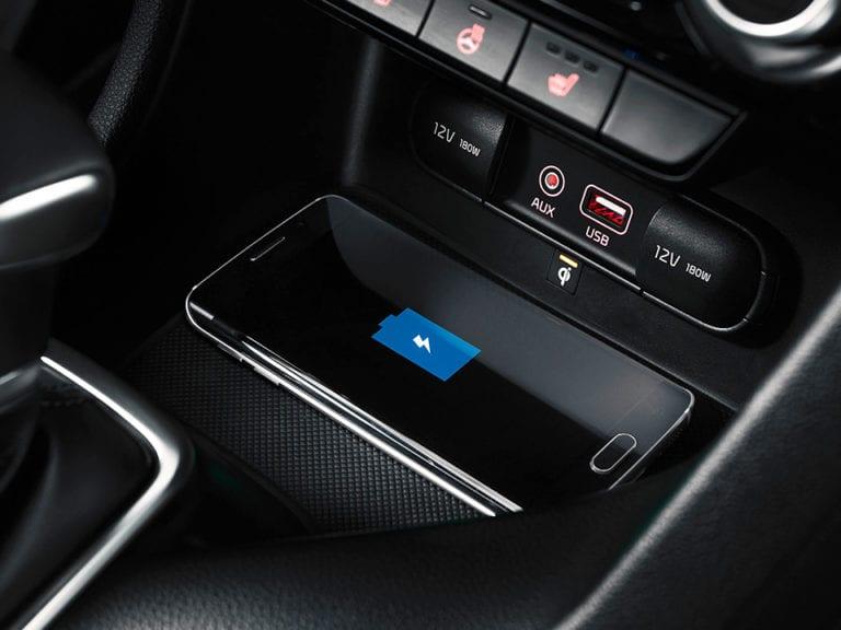 Kia Sportage Connectivity 3