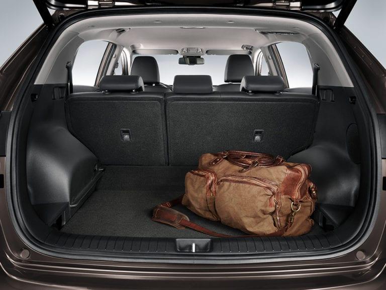 kia sportage kofferraum