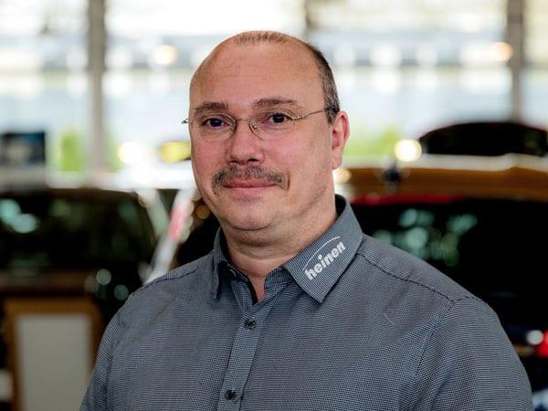 Andreas Wittenberg Honda Kia Heinen Essen