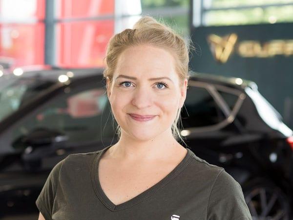 Ann-Cathrin Sterl Suzuki Kia Seat Heinen Holzwickede