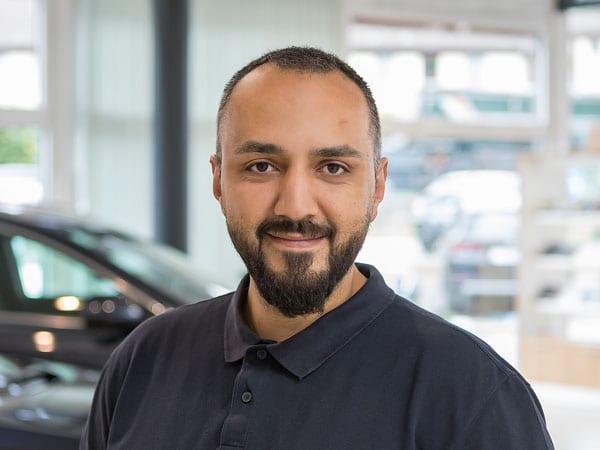 Ibrahim Tok Seat Honda Heinen Bergkamen