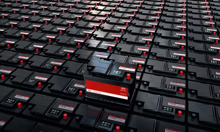 Kia Batteriecheck 2020