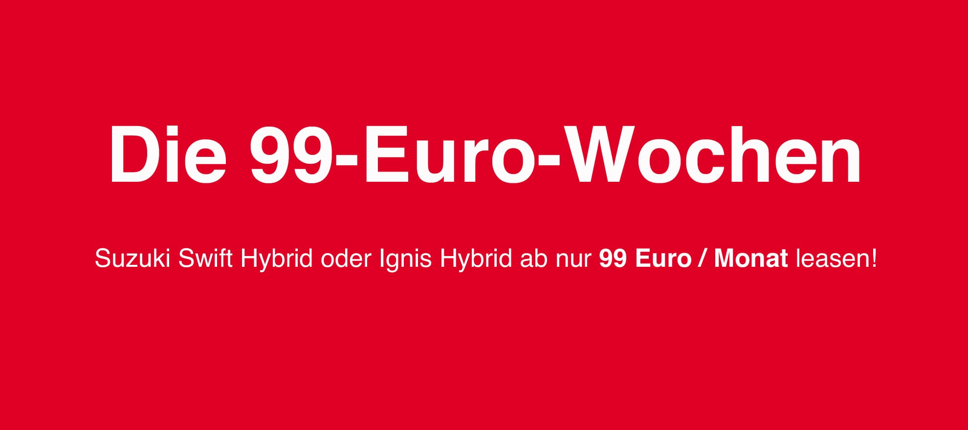 99 Euro Wochen bei Heinen