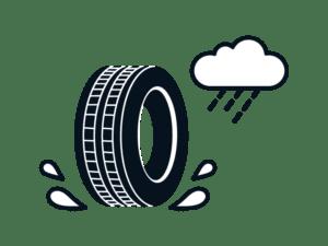 Nasshaftung auf dem neuen Reifenlabel
